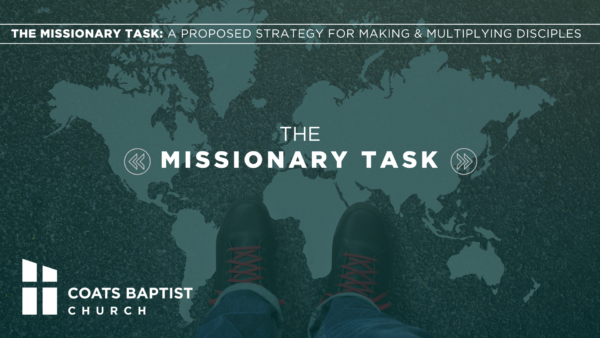 The Missionary Task: Discipleship Image