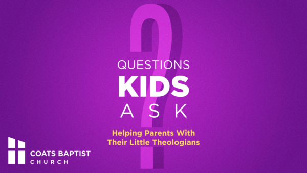Questions Kids Ask: Heaven, Jesus, the Garden of Eden, & Other Stuff... Image