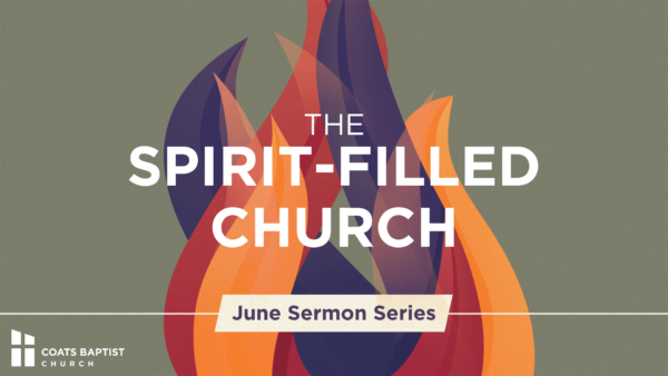The Spirit-Filled Church: Power Image